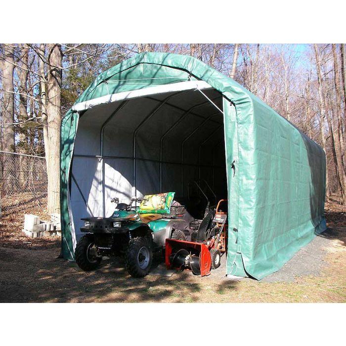 Rhino 12x20x12 Barn Shelter