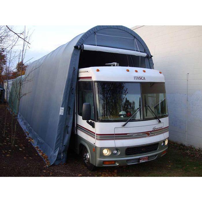 Rhino 14x36x15 RV/Boat Garage Round Top