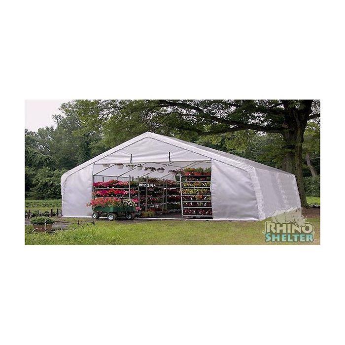 Rhino 22x24x12 Peaked Hobby Greenhouse