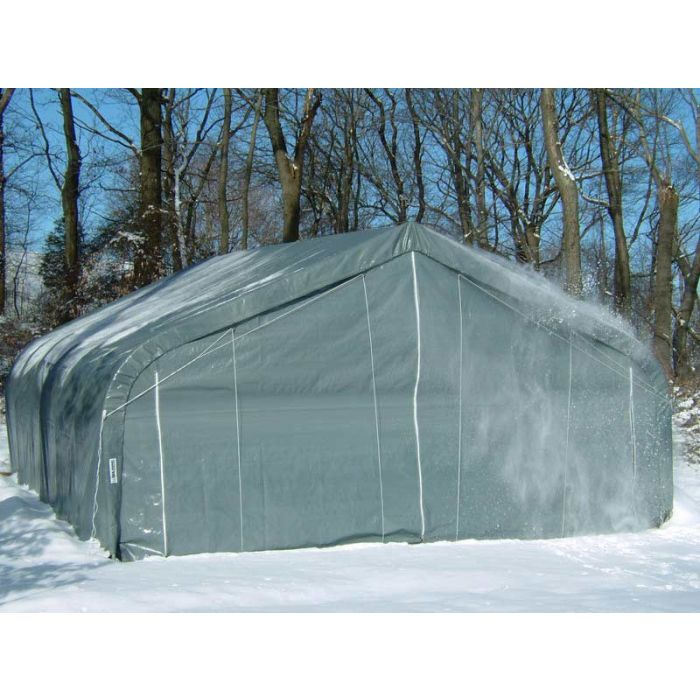 Rhino 22x48x12 Double Length Garage
