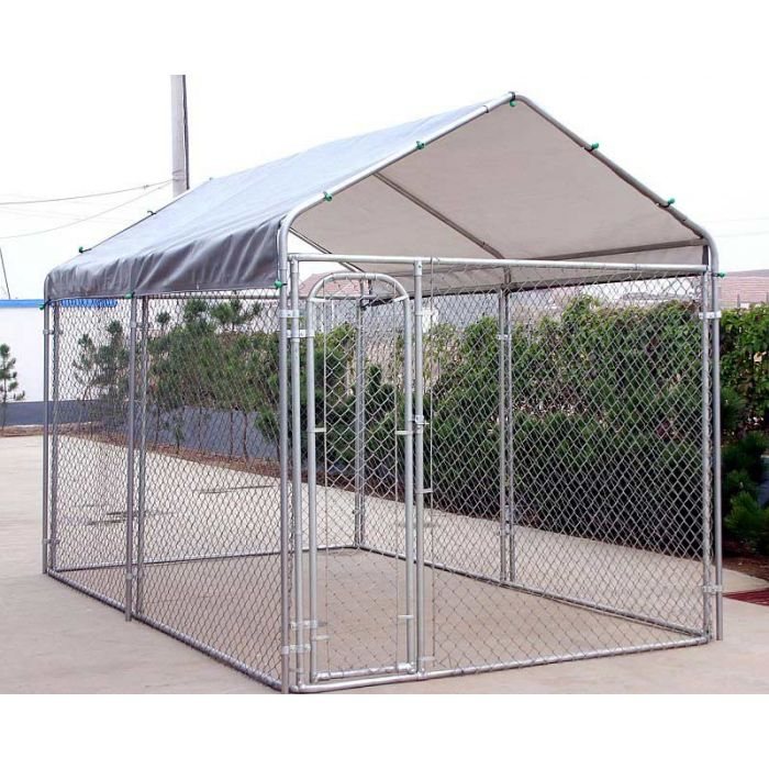 Rhino 7'6x13'x6' Dog Enclosure
