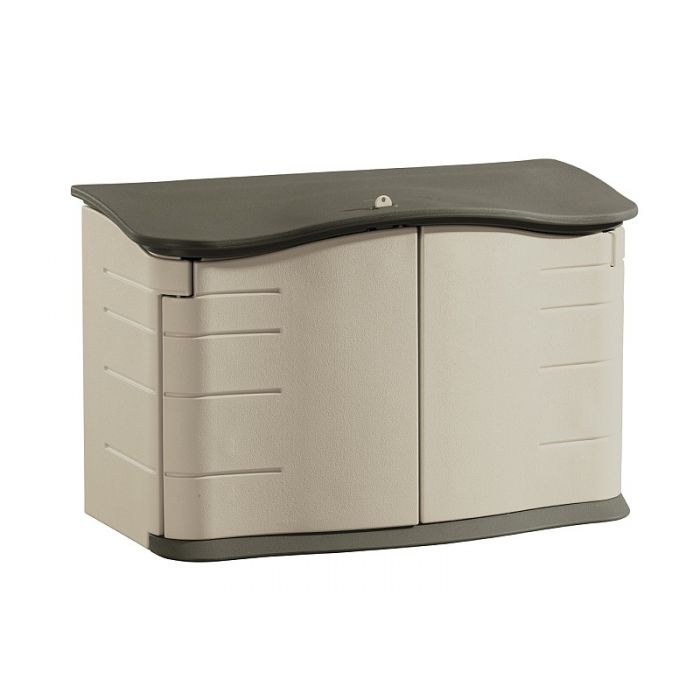 Rubbermaid Small Horizontal Storage Shed