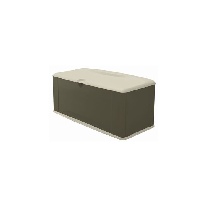 Rubbermaid X-L Deck Box with Seat