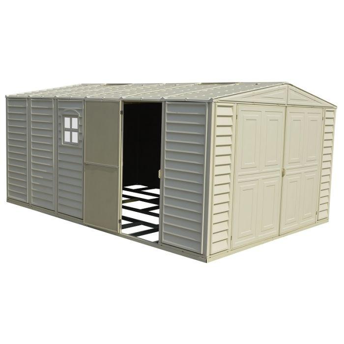 duramax 10x15 vinyl garage