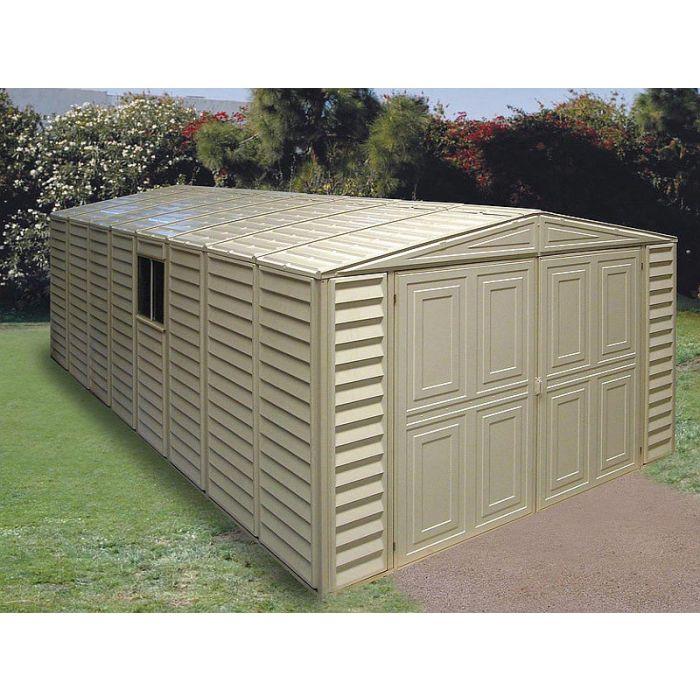 10x25.5-duramax-vinyl-garage-storageshedsdirrect.com