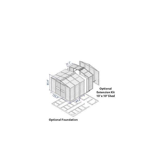Duramax Woodbridge Extension Kit
