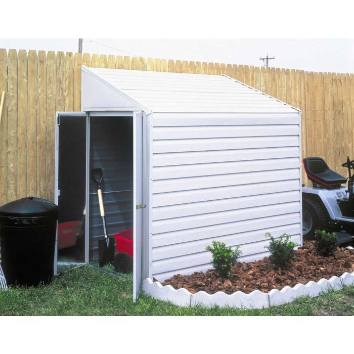 Arrow Yardsaver 4'x7' Metal Shed